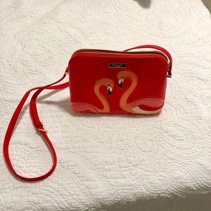 Kate Spade Flamingo Crossbody Bag
